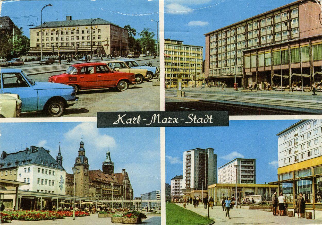 Karl Marx Stad