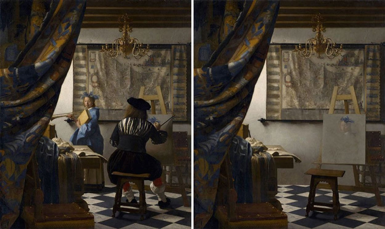 The Allegory of Painting