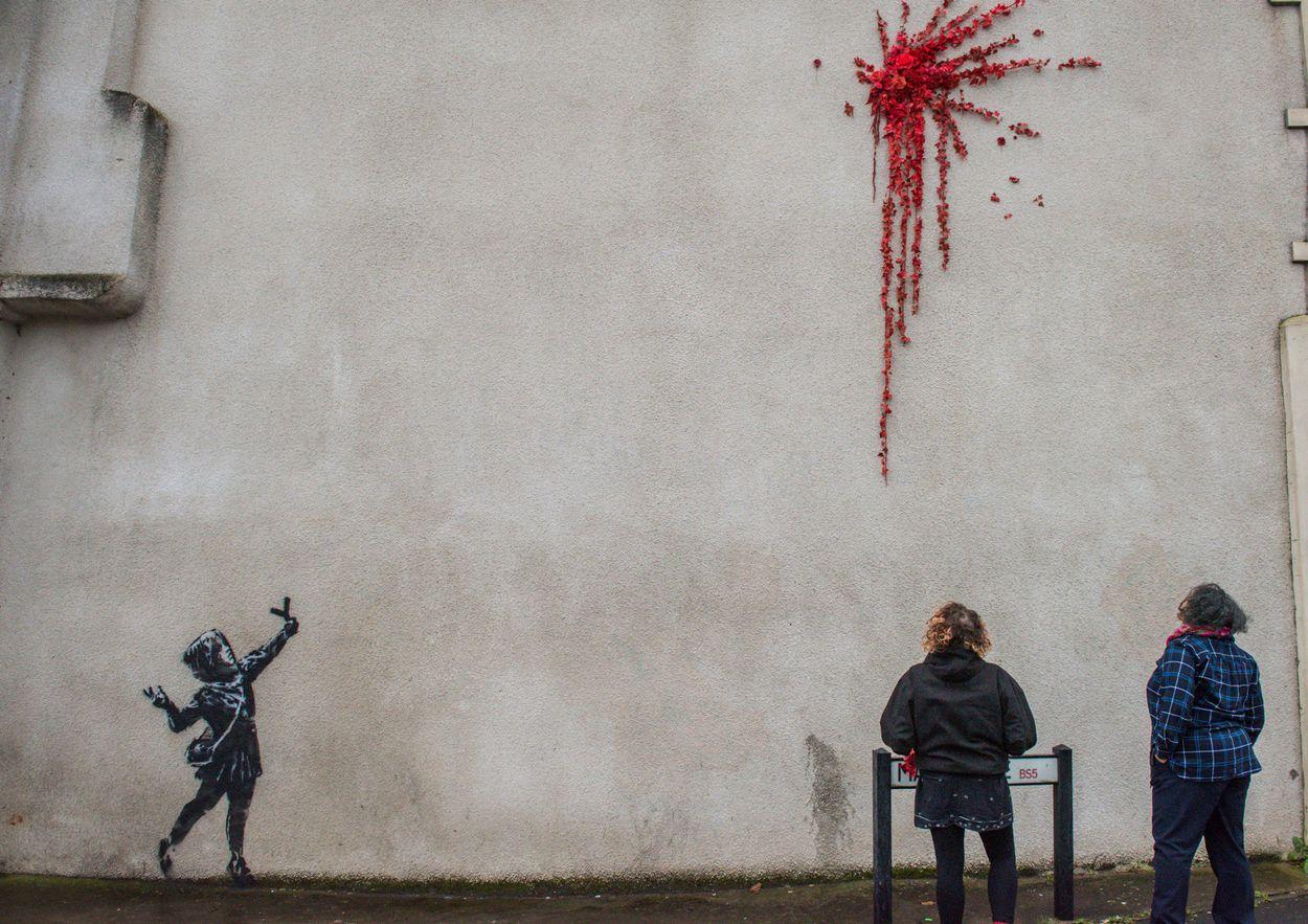 Banksy valentine 2