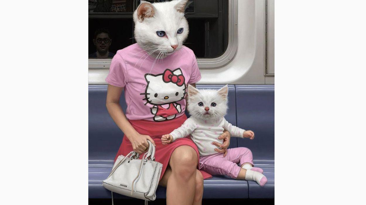 Afbeelding van Web Draait Door: diermensen