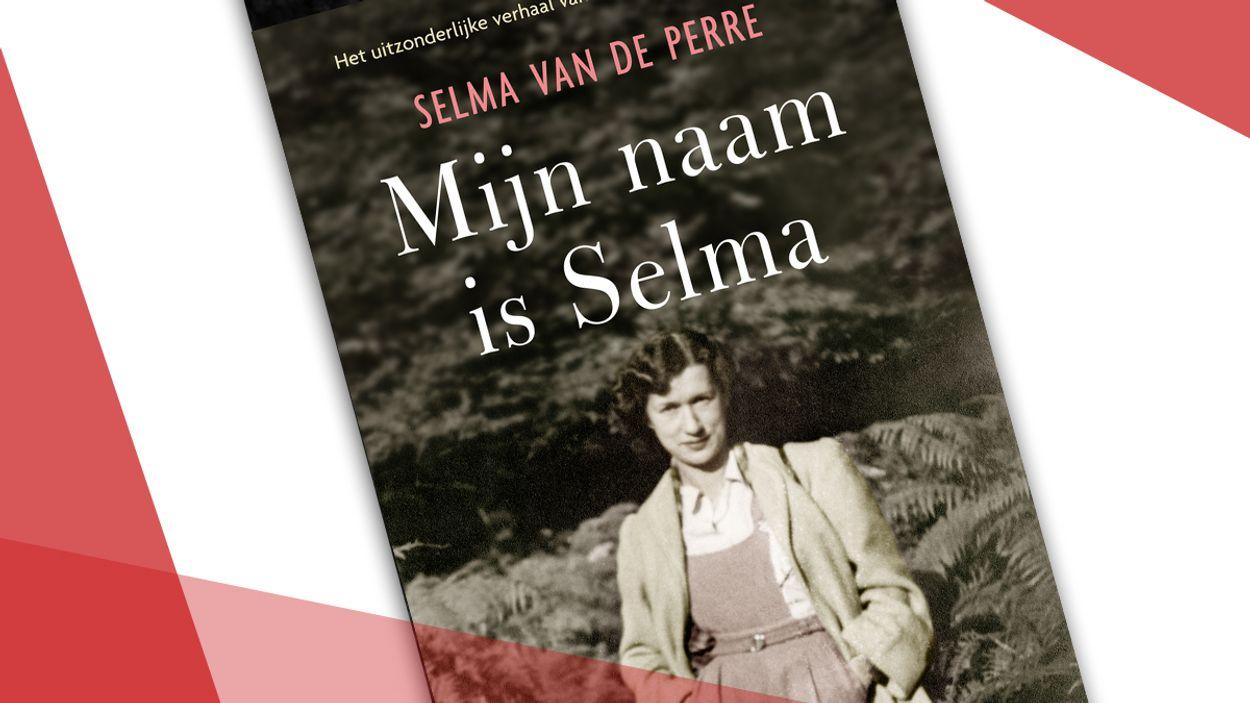 Afbeelding van Boek: Mijn naam is Selma - Selma van de Perre
