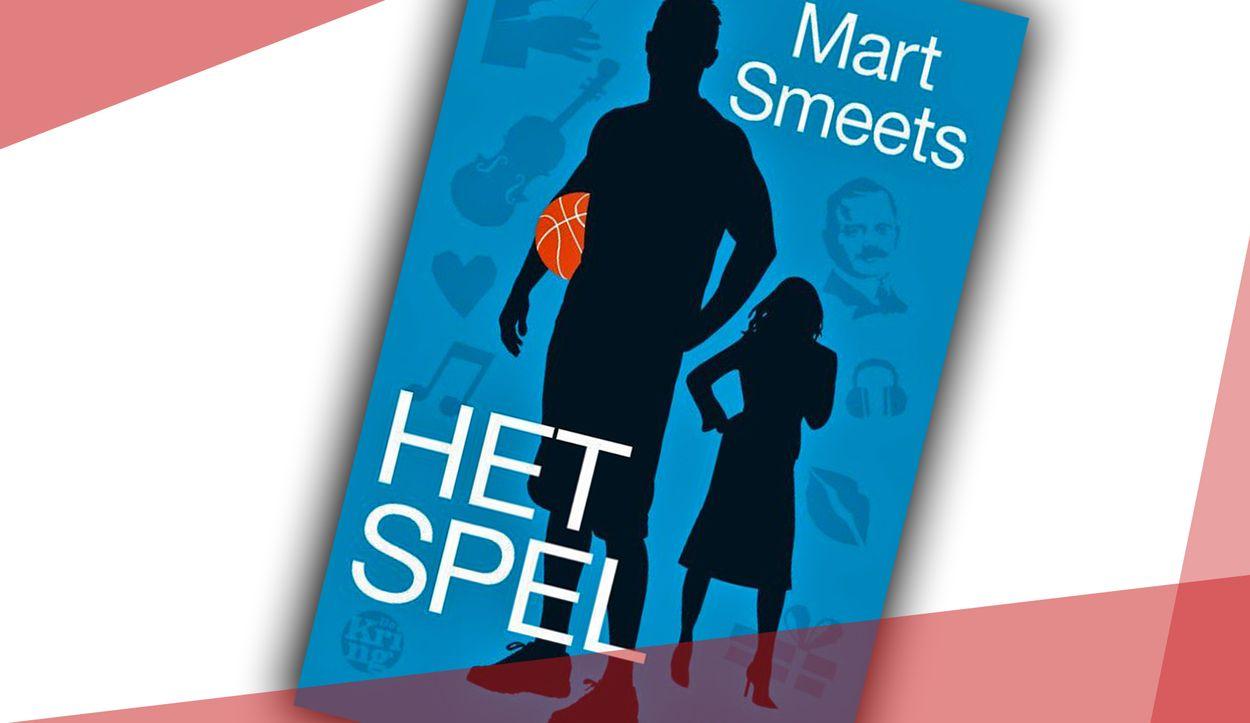 Afbeelding van Boek: Mart Smeets: Het Spel - over basketbal, klassieke muziek en lust