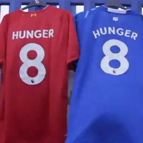 Afbeelding van Feelgood Friday:  Everton en Liverpool supporters strijden samen tegen honger