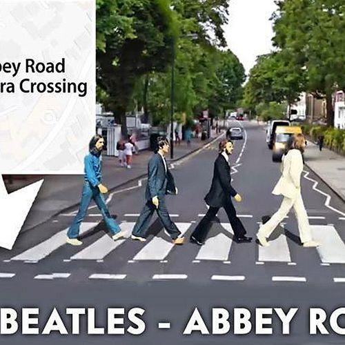 Afbeelding van Web Draait Door: een tour van elke songlocatie in Beatles-teksten
