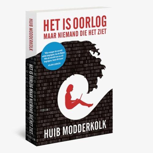 Afbeelding van Boek: Huib Modderkolk: Het is oorlog maar niemand die het ziet