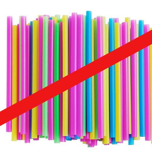 Afbeelding van Duurzaam op Donderdag: plastic rietjes zuigen!