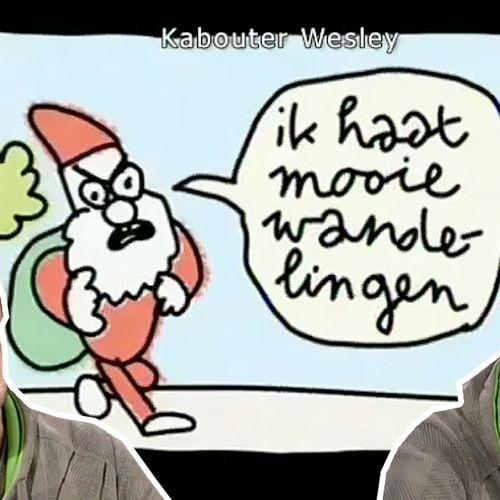 Afbeelding van #TBT Kabouter Wesley: 10 jaar later